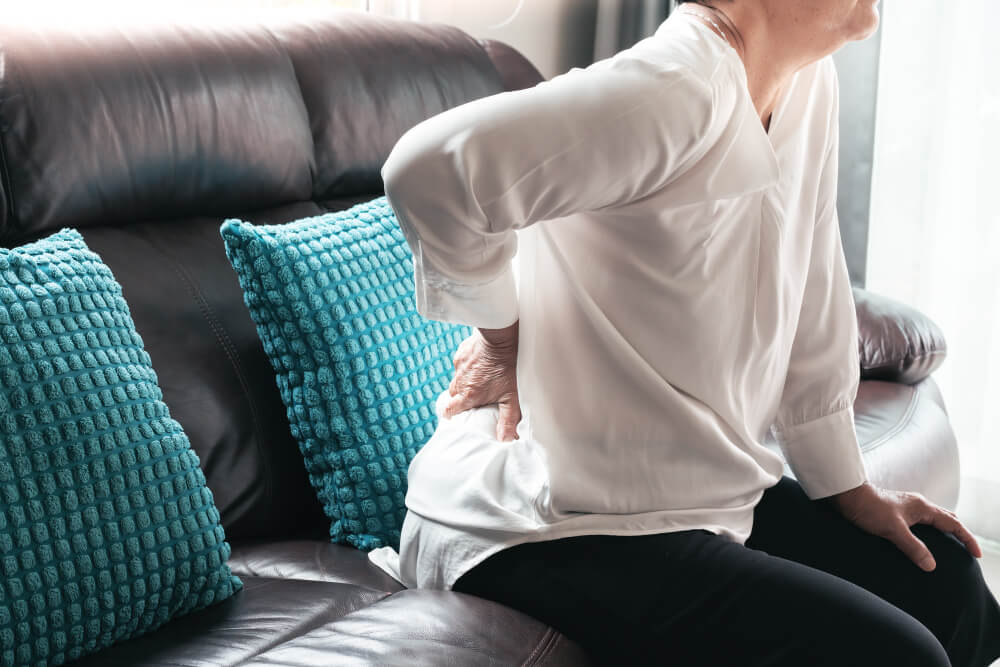 old woman back pain home health problem concept 1